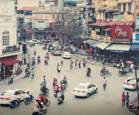 Legendary Hanoi city tour - new thumb image