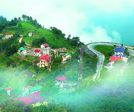 Tam Dao Resort Day trip from Hanoi 46