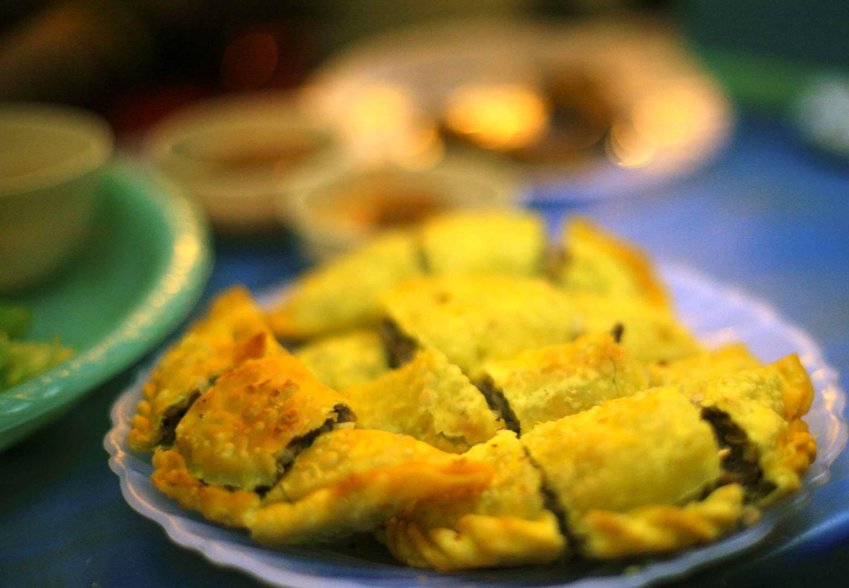Banh Ghoi - Hanoi tasty day tour