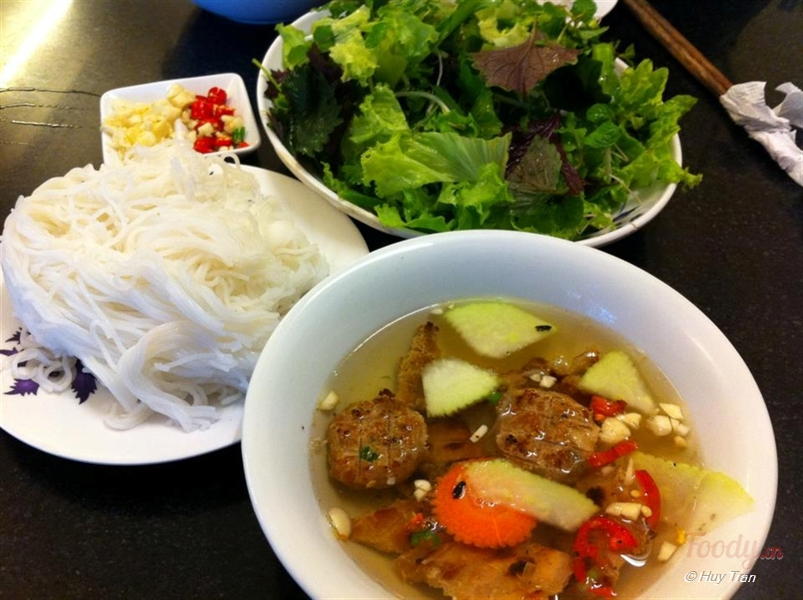Bun Cha Hanoi tasty day tour