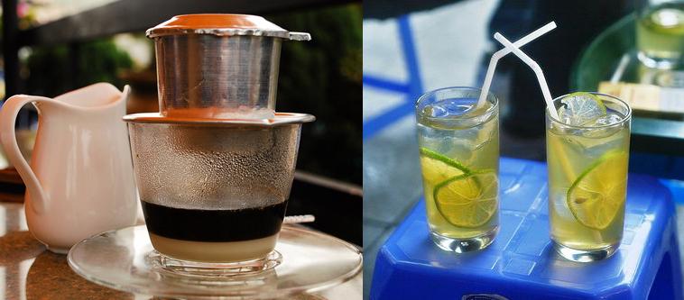 Drinks in Hanoi tasty day tour