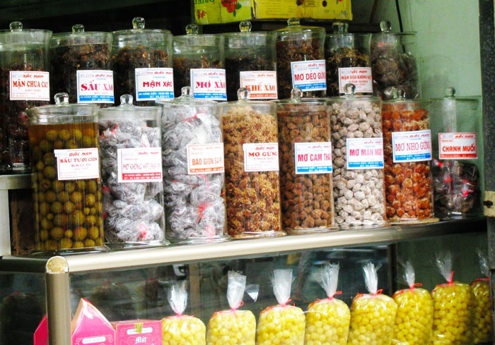 Delicious O Mai - Gift from Hanoi city tour