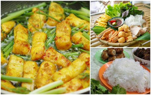 Delicious lunch for 24 hours in Hanoi - Hanoi city tour