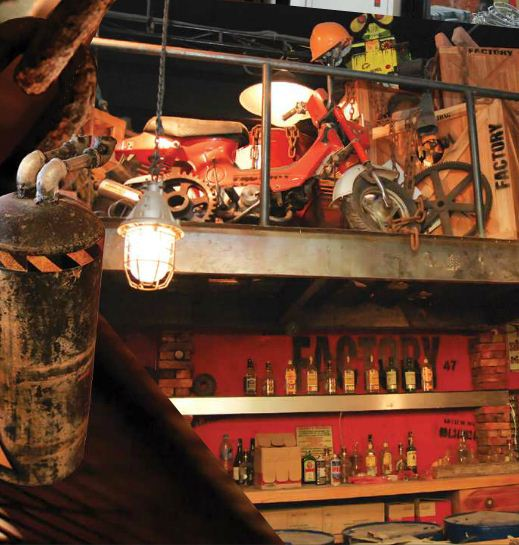 Factory Bar - Things to do in Hanoi
