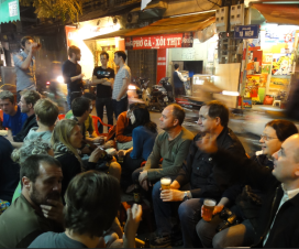 Hanoi food street specialty - Things to do in Hanoi