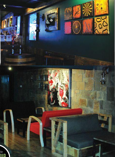 Prague Bar - Things to do in Hanoi