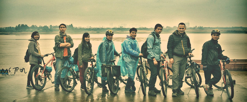 Half-day cycling tour in Hanoi - new thumb image