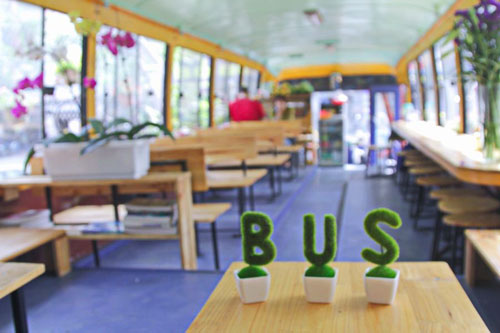 More bus cafe in Hanoi - Things to do in Hanoi
