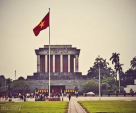 Ho Chi Minh Mausoleum - Hanoi half-day tour