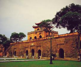 Thang Long Imperial Citadel - Hanoi tours