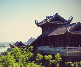 Bai Dinh Pagoda - Culture tour from Hanoi