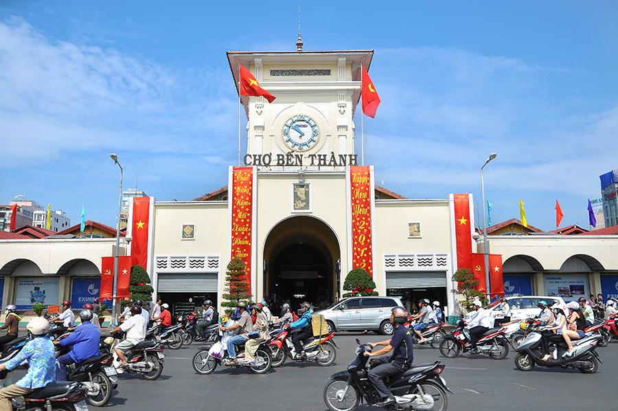 Vietnam-market-ben-thanh