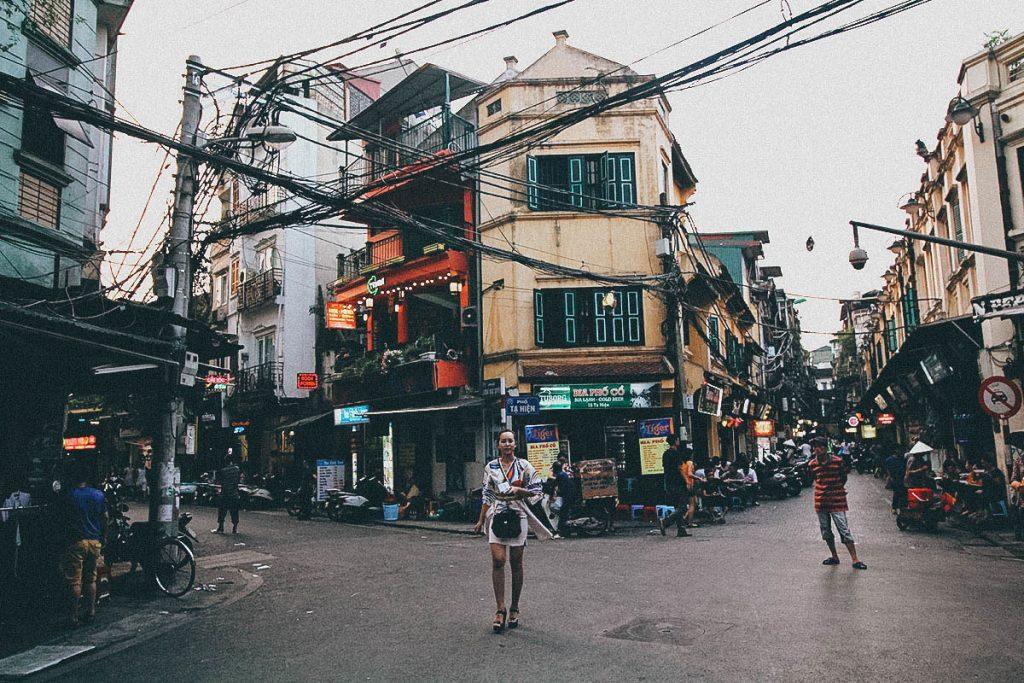vietnam-visa-for-us-hanoi-old-quarters