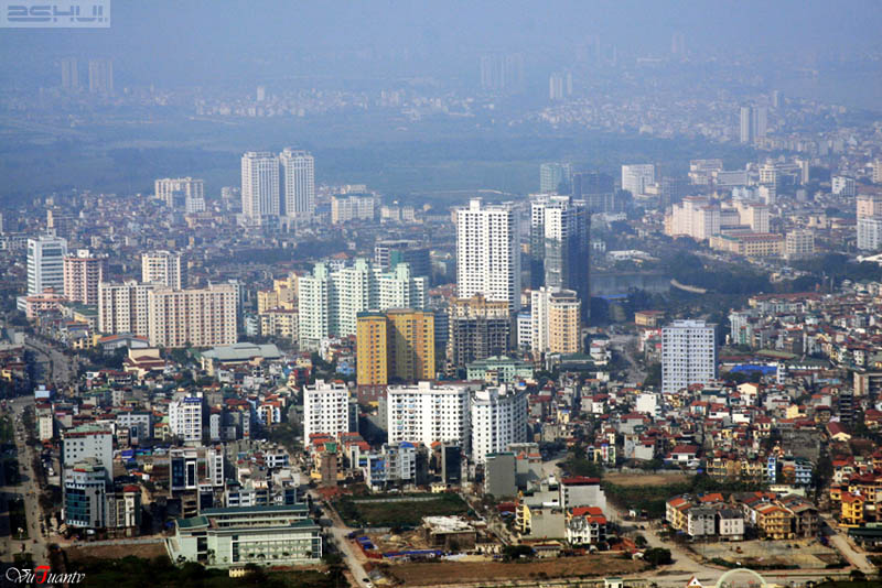 Dich Vong Urban area in Cau Giay district - hanoi attractions