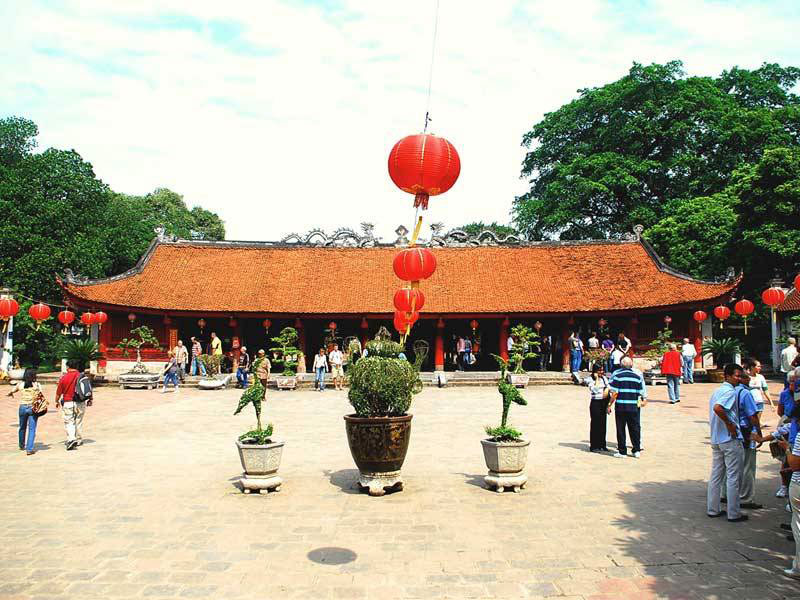 Temple of Literature - Things to do in Hanoi