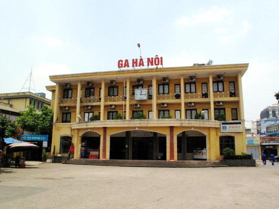 Hanoi railway station - tours in Hanoi