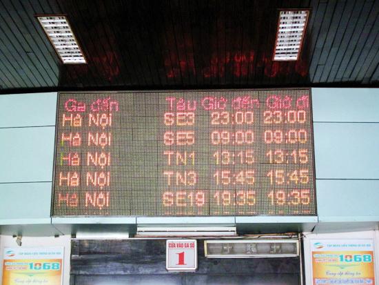 Hanoi train station - Hanoi day tours
