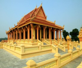 Khmer Temple day trip from Hanoi -1