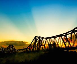 Upgrading Long Bien Bridge - Hanoi travel news