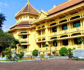Museum of Vietnam History - Hanoi city tours