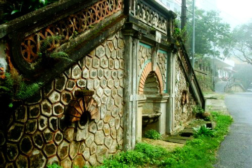 Sophisticated architecture in Tam Dao ancient stone church - Short trip from Hanoi