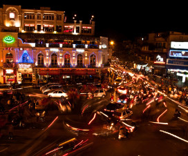 Hanoi Old Quarter by night - Hanoi city tour 16