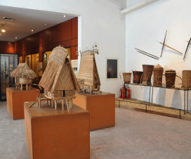 Vietnam Museum of Ethnology on Museum Day 2014 - Hanoi city tour
