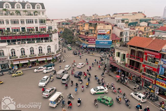 Hanoi Old Quarter - Hanoi city tours