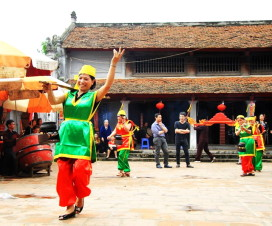 Lang Pagoda festival 9 - Hanoi travel guide