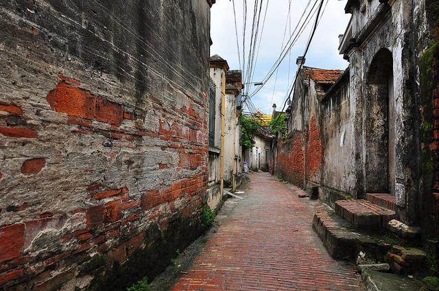 Ancient Cu Da Village in Hanoi - Hanoi day trips