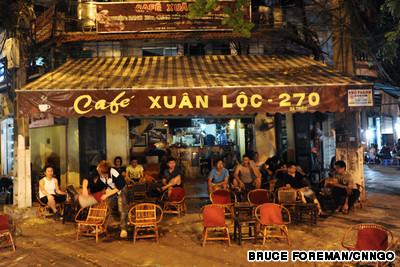 Joie de vivre translates well in Hanoi
