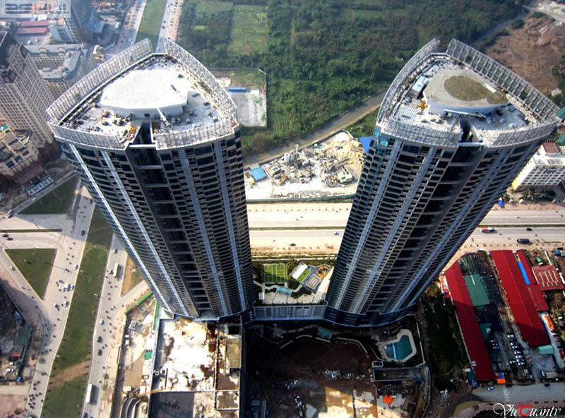 Keangnam Hanoi Landmark Tower - hanoi travel guide