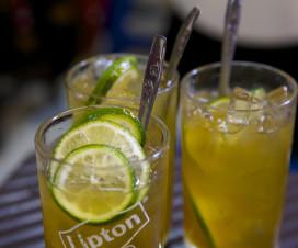 Lemon tea- new Hanoi street culture