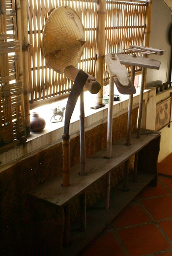 Hanoi museum of old farming tools - Hanoi day tours