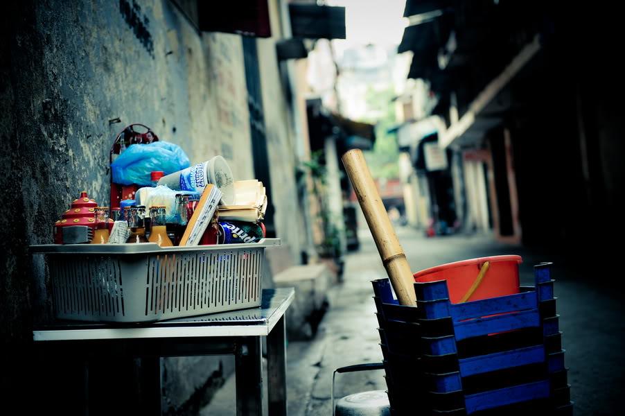 Tam Thuong Alley - Hanoi travel