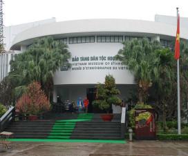 Vietnam museum of Ethnology - hanoi museum tours