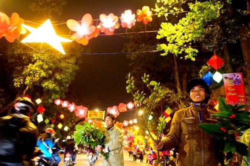 Tet in Hanoi - Hanoi attractions